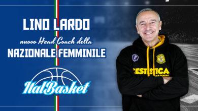 Photo of BASKET: Cestistica e Nazionale Femminile, coach Lino Lardo si 'sdoppia'. L'orgoglio della società giallonera!