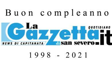Photo of GAZZETTA, BUON COMPLEANNO!