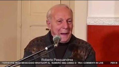 Photo of GIOVEDI' 10 GIUGNO IL SALUTO AL DOTT. ROBERTO PASQUANDREA.