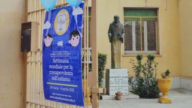 """Photo of """"FACCIAMO LUCE SULL'AUTISMO"""" iniziative al Circolo Didattico """"San Francesco"""" – San Severo"""