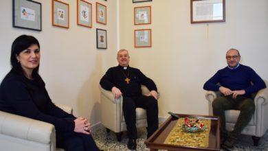 Photo of La Gazzetta incontra il Vescovo Checchinato in occasione della Festa di San Francesco di Sales