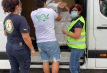 Photo of SAN SEVERO: donati beni di prima necessità alla Caritas di San Severo da un imprenditore toscano.