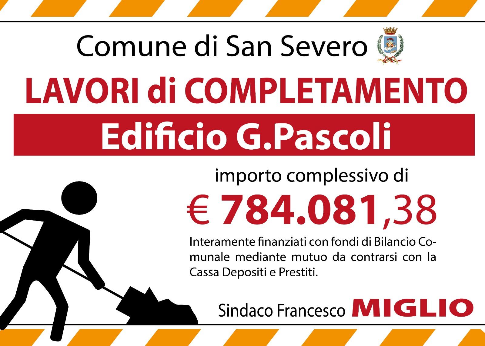 San Severo Al Via Nove Cantieri In Citta Per Quasi 3 Milioni Di Euro La Gazzetta Di San Severo News Di Capitanata