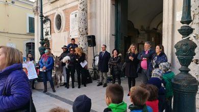 """Photo of Giornata della """"GENTILEZZA"""" l'Amministrazione Comunale incontra le scuole cittadine"""