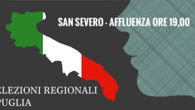 Photo of SAN SEVERO: L'AFFLUENZA A SAN SEVERO ALLE ORE 19,00.
