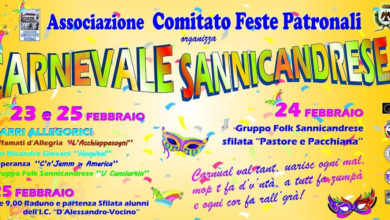 Photo of Al via il 172° Carnevale Sannicandrese