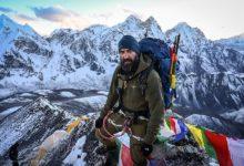 Photo of Il sanseverese Leonardo Avezzano sulla vetta dell'Ama Dablam in Nepal a 6812 metri