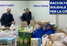 """Photo of La raccolta solidale del gruppo """"San Severo in Azione"""" continua domani 5 dicembre con il supporto dell'Ordine Laico dei Francescani Secolari."""