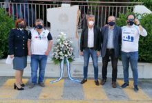 """Photo of """"MEMORIAL DAY"""" alla Questura di Foggia dedicato in memoria dei caduti della Polizia di Stato"""