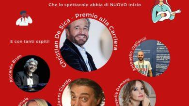 """Photo of San Severo: il Teatro Verdi riparte con il Premio """"Rispoli-Tondi"""" 1^EDIZIONE 2021, Premio alla carriera a Christian De Sica"""