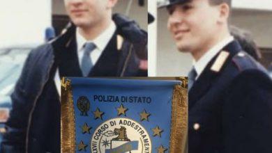 Photo of 30 anni di onorato servizio nella Polizia di Stato.