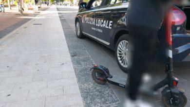 Photo of Polizia Locale di Foggia ha intensificato i controlli finalizzati a verificare il corretto utilizzo dei monopattini elettrici in città
