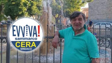 """Photo of E' ANGELO CERA IL CANDIDATO SINDACO A SAN MARCO IN LAMIS PER LA COALIZIONE """"Evviva! Sammarco."""""""