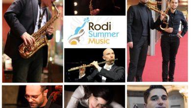 Photo of Riparte il Rodi Summer Music: dall'1 al 5 settembre corsi di alto perfezionamento e cinque concerti serali.
