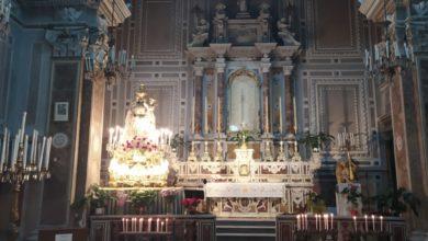 Photo of FESTA DEL SOCCORSO: intronizzato il simulacro della Madonna nera.