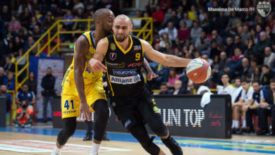Photo of Basket: La Cestistica San Severo non passa a Verona, sconfitta per 94-82