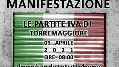 Photo of Torremaggiore manifesta: venerdì, 9 aprile tutti uniti sotto un unico hashtag: #nonèandatotuttobene.
