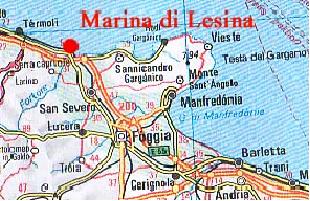 Cartina Italia Termoli.Marina Di Lesina Speranze Dalla Conferenza Di Servizi Dell