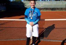 Photo of Tennis: GIORGIO DELL'AQUILA UN PICCOLO NUOVO CAMPIONE