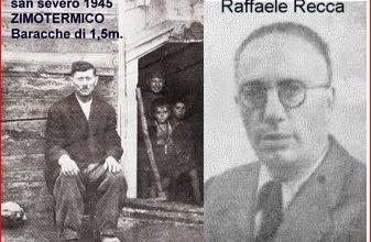 Photo of LUGLIO 1946: RECCA,  DEPUTATO DI VALORE
