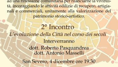 """Photo of """"Colloqui sul Centro Storico"""" la seconda diretta streaming – 4 dicembre ore 19,30"""