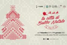 """Photo of Fermento per """"La Città di Babbo Natale"""". Dal 7 dicembre all'11 gennaio a Lucera"""