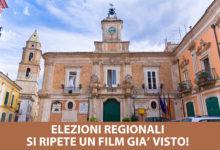 Photo of ELEZIONI REGIONALI: SI E' RIPETUTO A SAN SEVERO UN FILM GIÀ VISTO TANTE VOLTE!