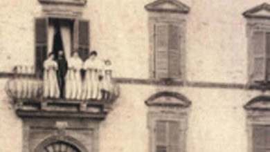 Photo of LA POESIA DI LALLA NADA, ANMMIRATA DAL VATE D'ANNUNZIO