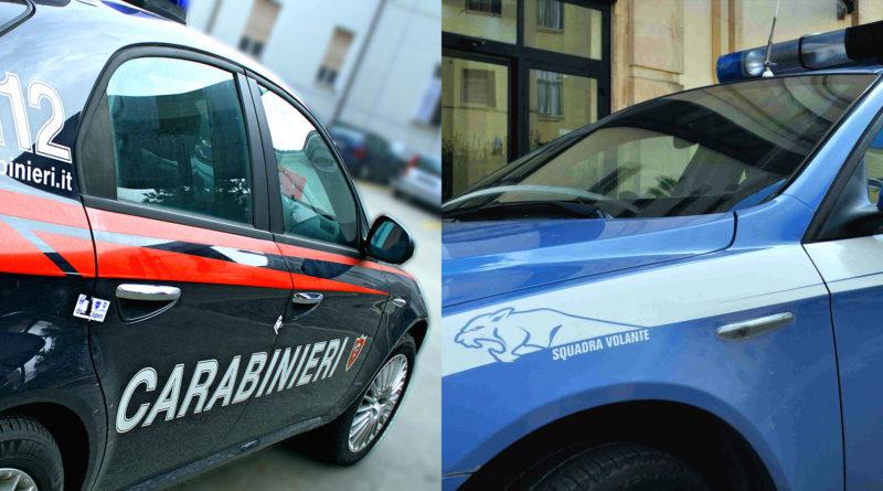 Photo of FOGGIA: POLIZIA DI STATO E CARABINIERI ARRESTANO RAPINATORE IN FLAGRANZA DI REATO