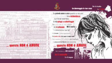"""Photo of IL PUNTO: UN ANNO DI CODICE ROSSO. REATI SPIA E FEMMINICIDI CAMPAGNA """"QUESTO NON È AMORE"""". APP YOUPOL"""