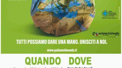 """Photo of """"PULIAMO OL MONDO"""" DOMENICA 27 AL PARCO BADEN POWELL"""
