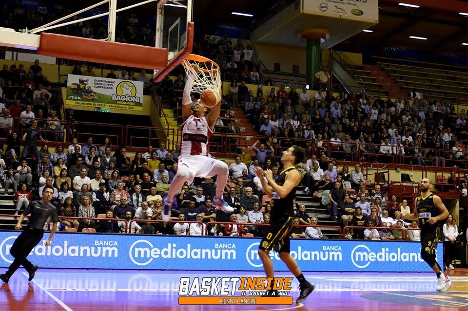 Photo of Basket: Sconfitta della Allianz Pazienza Cestistica a Forlì