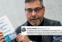"""Photo of Ritorno a casa (San Severo) per il Direttore di RaiNews24 Andrea Vianello premiato col """"Cutuli"""""""