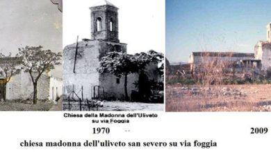 Photo of San Severo: LA CHIESA DI SANTA MARIA DELL'OLIVETO