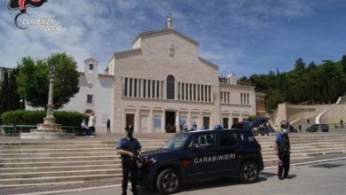 Photo of SAN GIOVANNI ROTONDO: CARABINIERI ARRESTANO PREGIUDICATO LOCALE PER EVASIONE.