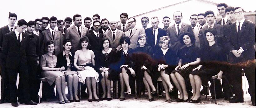 Photo of I RAGIONIERI DELLA SEZIONE 'A' DEL 1965