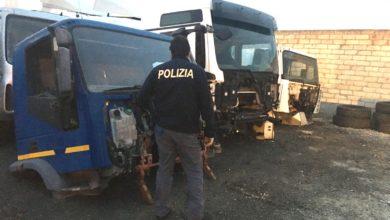 Photo of Cerignola. Al setaccio autodemolitori. Fioccano sanzioni amministrative e denunce per ricettazione e  riciclaggio.