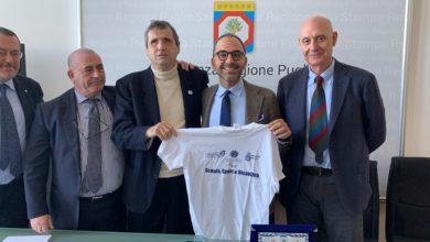 Photo of Piemontese. Al via nuovo triennio di collaborazione con Università di Foggia, Coni e Comitato Paralimpico Puglia