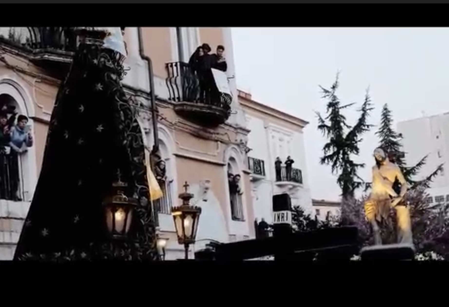 """Photo of """"I Riti del Venerdì Santo 2019"""" un video di Angelo Salcone"""