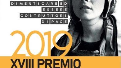 """Photo of CENTRO 'EINAUDI': PREMIO GIORNALISTICO  NAZIONALE """"MARIA  GRAZIA CUTULI"""" 2019"""