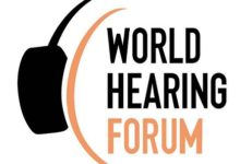 Photo of IL DR. LUCIO VIGLIAROLI NELL'ITALIAN  COMMISSION DEL WORLD HEARING FORUM