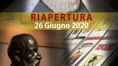 Photo of IL MAT RIAPRE AL PUBBLICO Venerdì 26 giugno 2020