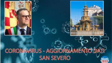 Photo of A SAN SEVERO 754 CASI POSITIVI AL COVID