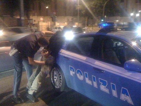 Photo of FOGGIA: POLIZIA DI STATO ARRESTA UN UOMO PER FURTO CON STRAPPO