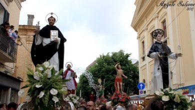 Photo of LA FESTA DEL SOCCORSO 2022 CON LA PROCESSIONE DEL PARADISO. La città ringrazia la Madonna per la fine della pandemia