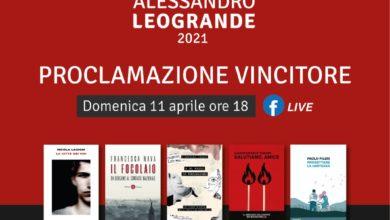 """Photo of PROCLAMAZIONE DEL VINCITORE della """"V edizione del Premio Alessandro Leogrande"""""""