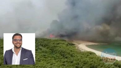 """Photo of Campomarino Lido: """"Michele ci ha portati via da quell'inferno!"""""""