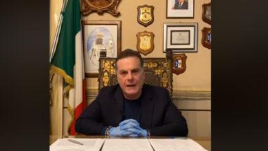 Photo of (video) SAN SEVERO: MIGLIO – DATI  CORONAVIRUS  IN AUMENTO E  PREOCCUPANTI