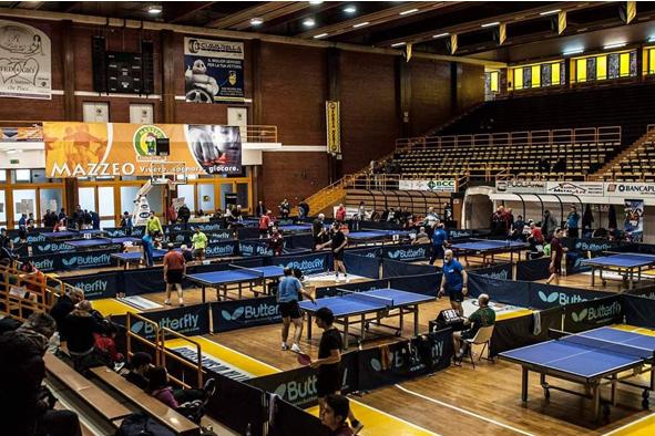 Photo of Al Palacastellana il Torneo Nazionale di Tennis da Tavolo – domenica 20 ottobre