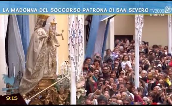Photo of La Festa Patronale in diretta nazionale su TV2000